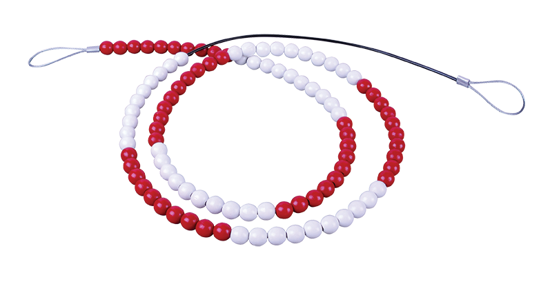 MathRack Bead String 100 Custom Set <p>Buy 8 Bead Strings at $12.95 ($103.60) and receive the 9th Bead String FREE! Any combination! Multiples of 2 –10!</p>