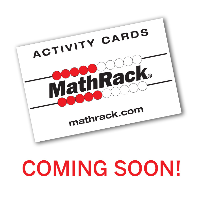 MathRack Activity Cards