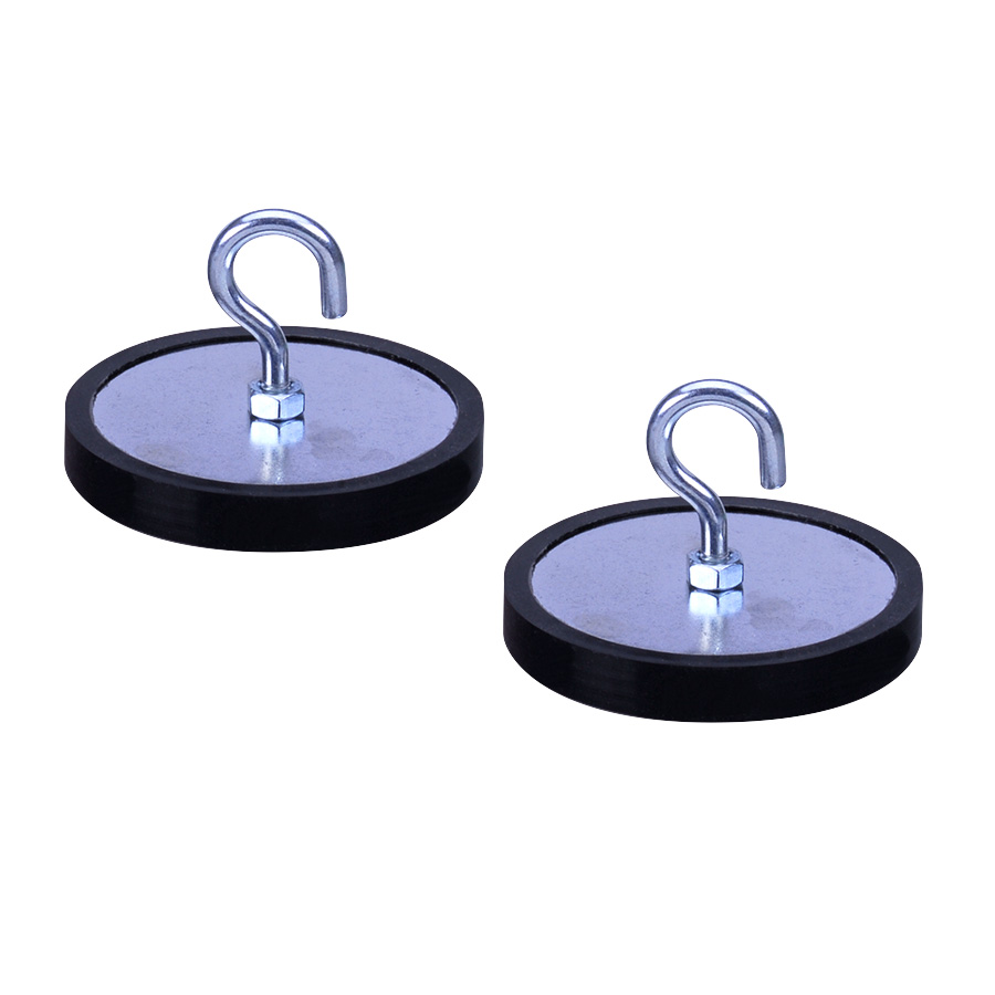 Large Hook Magnets (Pair)