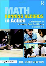 Math Running Records Book