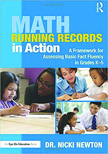 Math Running Records Book