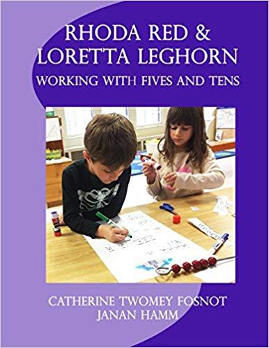 Rhoda Red and Loretta Leghorn Progression Pack